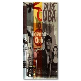 Αφίσα (Αβάνα, αγόρι, κορίτσι, ποτό)